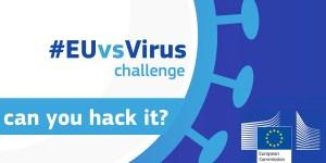 #EUvsVirus - Europäischer Anti-Corona Hackathon