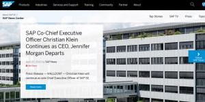 Co-CEO Jennifer Morgan verlässt SAP - Christian Klein wird alleiniger CEO