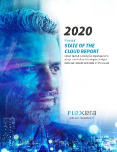 Flexera State of the Cloud Report 2020