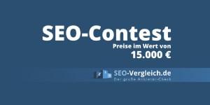 SEO-Contest von SEO-Vergleich.de