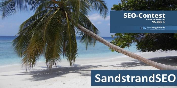 SandstrandSEO auf den Malediven