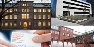 HFT Stuttgart - Die Hochschule im Herzen von Stuttgart
