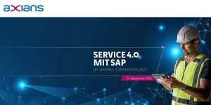 Service 4.0 mit SAP: Die digitale Convention 2020