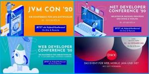 Entwickler-Events im Herbst 2020