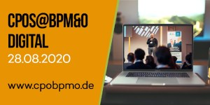 CPOs@BPM&O Digital am 28.8.2020