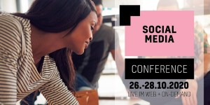 Social Media Conference 2020 Online