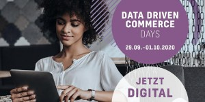Data Driven Commerce Days 2020 - Online-Event