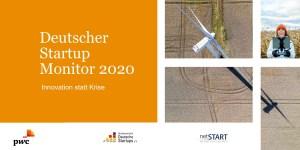 Deutscher Startup Monitor 2020