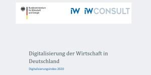 Digitalisierungsindex 2020 IW