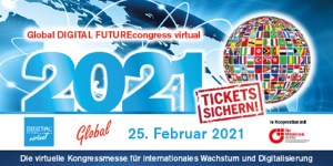 Global DIGITAL FUTUREcongress virtual 2021