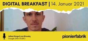 Digital Breakfast - Google Data Studio
