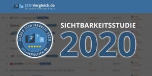 SEO Sichtbarkeitsstudie 2020 von SEO-Vergleich.de