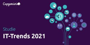 IT-Trends 2021 - Studie von Capgemini