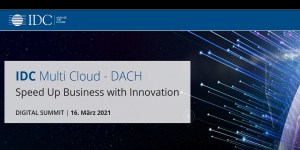 IDC Multi Cloud 2021 Digital Summit