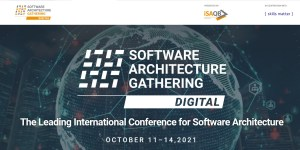 Software Architecture Gathering 2021 Digital