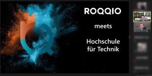 eCommerce-Experte Max Kienle von ROQQIO zu Gast an der HFT Stuttgart