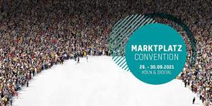 Marktplatz Convention 2021 (MC 2021) am 29.+30.9.2021 (Hybrid / Köln)