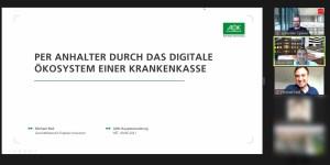 Digitalisierung bei der AOK BW