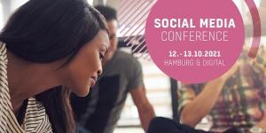 Social Media Conference 2021 (SMC 2021) am 12.+13.10.2021 (Hybrid / Hamburg)