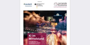 "PLS-Booklet ""KI im Mittelstand"""