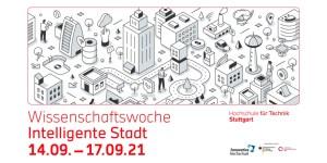 """HFT Stuttgart: Wissenschaftswoche """"Intelligente Stadt"""""""