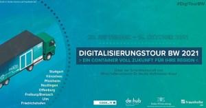 Digitalisierungstour Baden-Württemberg 2021