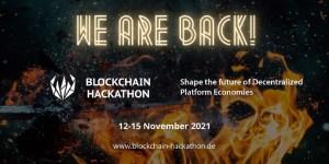 Blockchain Hackathon 2021 Online