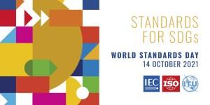World Standards Day 2021 - Weltnormentag 2021