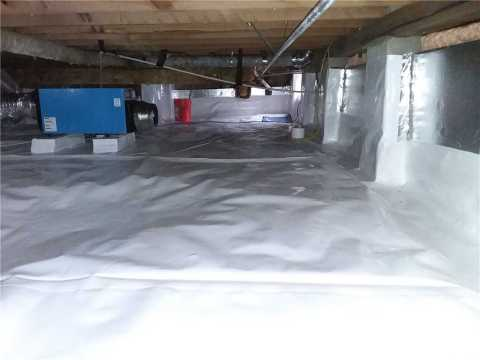 cost to repair your crawl space