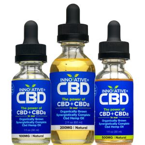 natural CBD hemp oil
