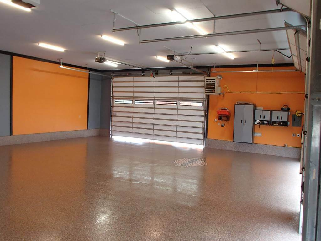 5 Garage Paint Ideas to Transform Your Garage - Innovative ... on Garage Color Ideas  id=13658