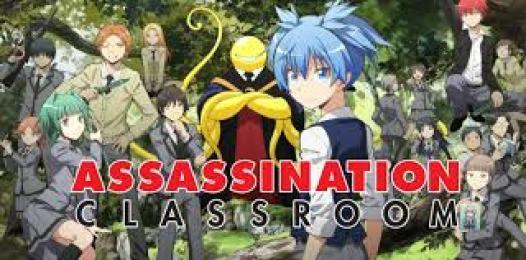 assasination classroom