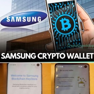 Samsung Will be Joining HTC and Several Startups in Introducing Smartphones Designed to Support Cryptocurrency
