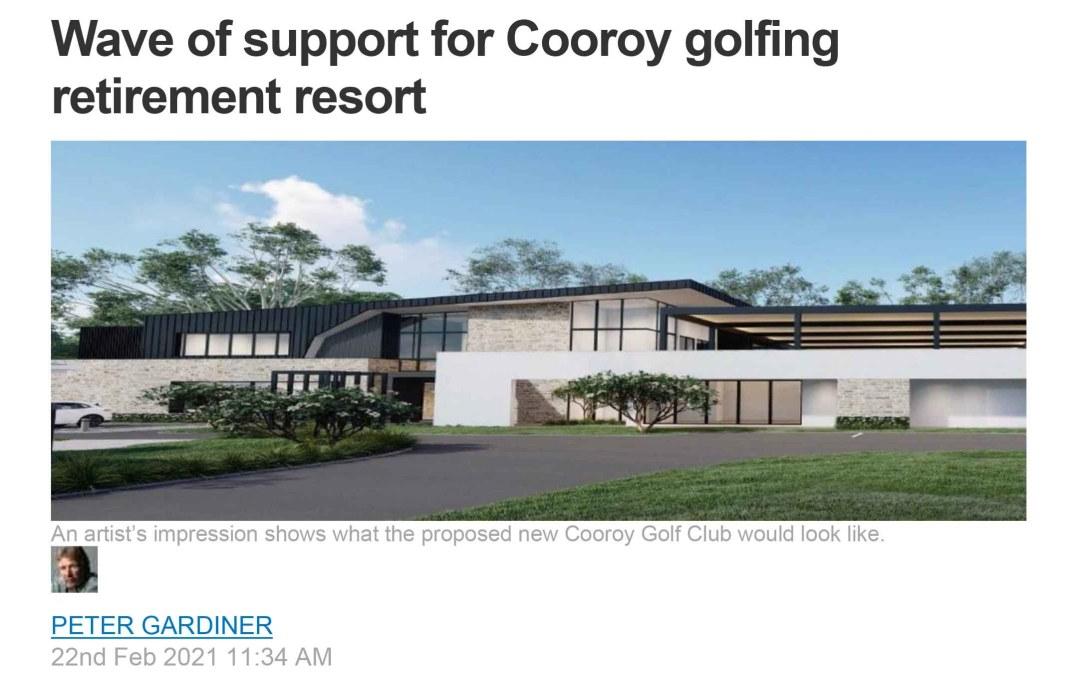 GemLife Cooroy – Media Coverage