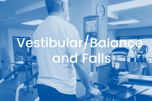 Vestibular Balance and Falls