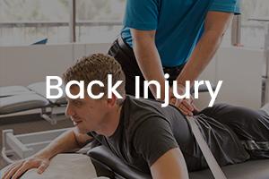 Back Pain La Jolla