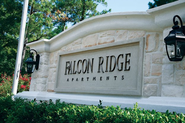 Falcon Ridge - Installed