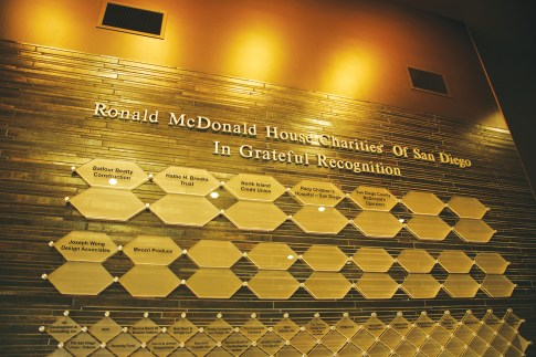 McDonald House - Installed