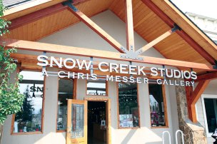 Snow Creek - Installed