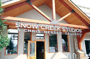 Snow Creek - Installed