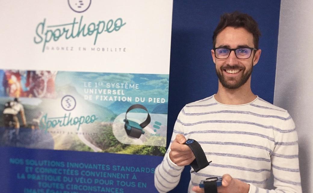 Interview de Julien Tripard – Cofondateur de la société Sporthopeo