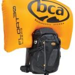 Le sac à dos Air-bag permet d'éviter d'être enseveli en cas d'avalanche.