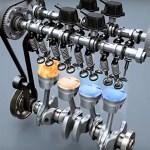 La technologie ACT - Active Cylinder Management - permet de désactiver un ou plusieurs cylindres pour consommer moins à basse vitesse.