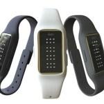 La montre smart brail permet aux non voyants de connaitre l'heure et lire emails ou ebook.