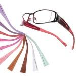 Le système D'Clip de la marque Atoll permet de changer la couleur des branches de sa monture en fonction de ses envies.