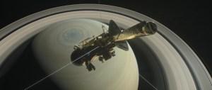 CASSINI spacecraft (Photo: NASA.gov)