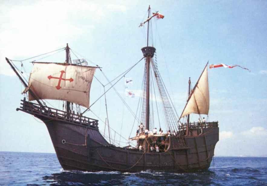 Caravel Oceanic Ship
