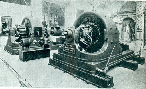 Alternators / Long-Distance Transmission of Electricity