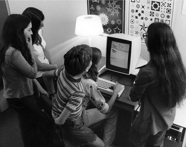 """Personal Computer, Xerox Alto (the """"interim Dynabook"""")"""