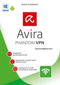 Avira Phantom VPN Pro 2.10.1.26323